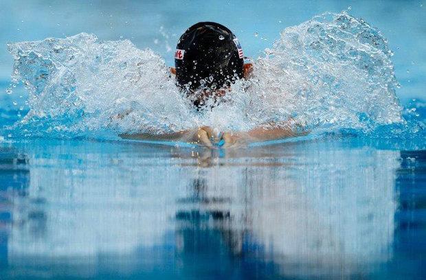 استان مرکزی نایب قهرمان رقابت های شنای کشور شد