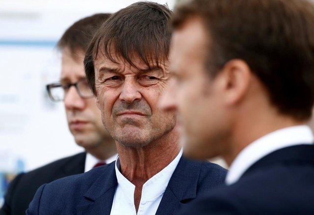 وزیر محیط زیست فرانسه از سر ناامیدی استعفا کرد