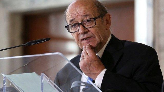 وزیر امور خارجه فرانسه: توافق هسته ای از بین نرفته است