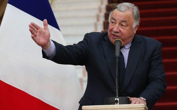 رئیس سنای فرانسه: اتحادیه اروپا در حال نابودی است
