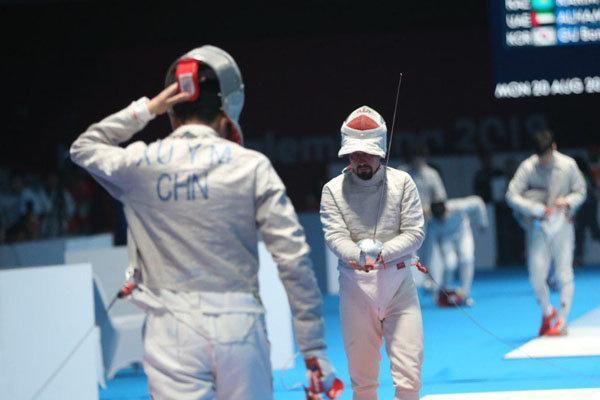 چلنج باکاپیتان تیم ملی شمشیربازی بعد از ناکامی در بازی های آسیایی