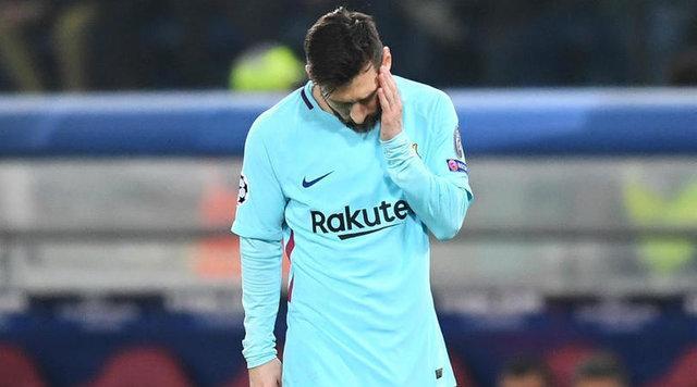 مسی در مراسم The Best شرکت نمی کند
