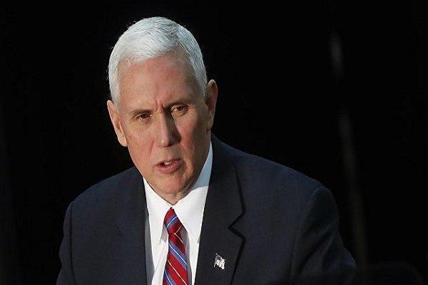 مایک پنس: چین در امور داخلی آمریکا دخالت می نماید