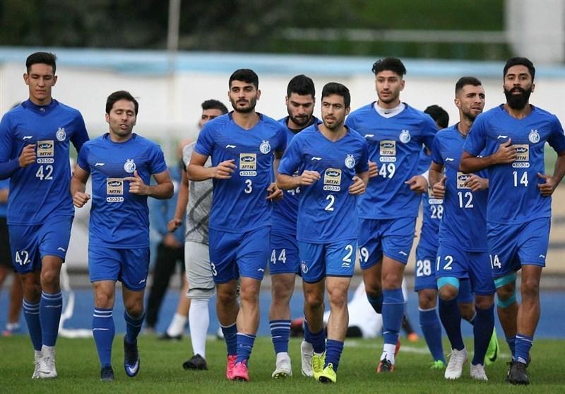 پیروزی استقلال مقابل منتخب آموزشگاه با حضور بازیکنی جدید
