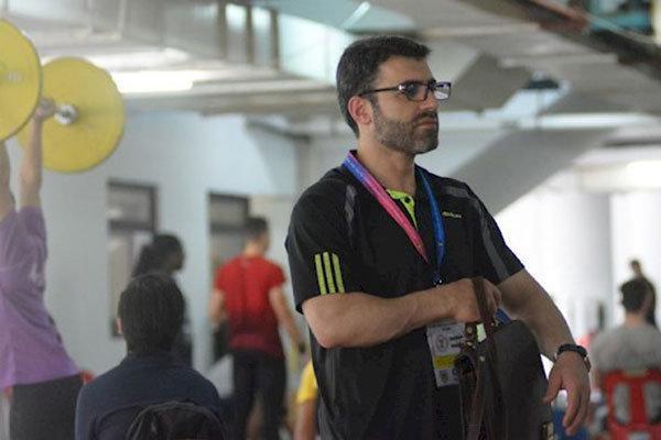 برخواه آخرین وضعیت تیم ملی وزنه برداری را تشریح کرد