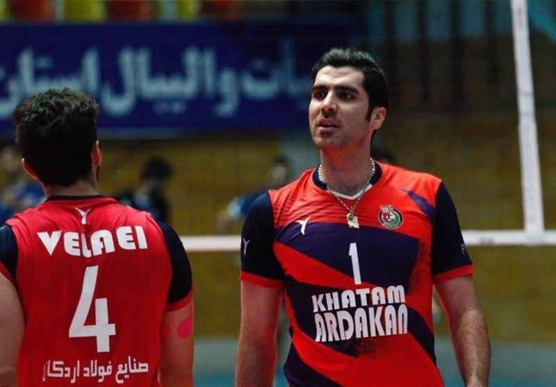 تمجید فدراسیون جهانی والیبال از شهرام محمودی