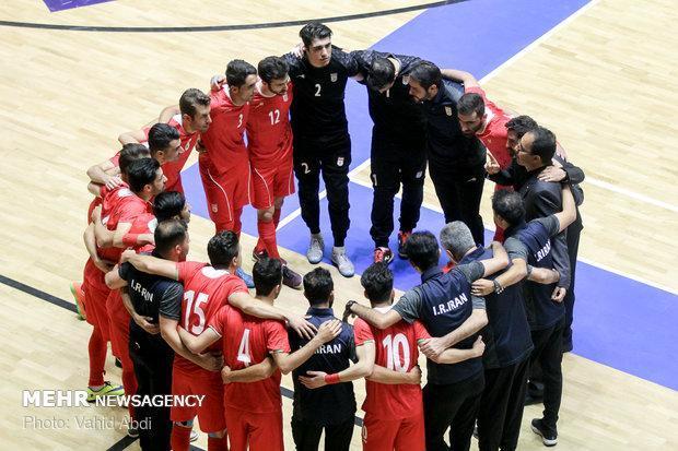 لیست تیم ملی فوتسال رسما اعلام شد