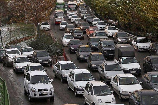 60 درصد خودروهای مشهد تک سرنشین هستند