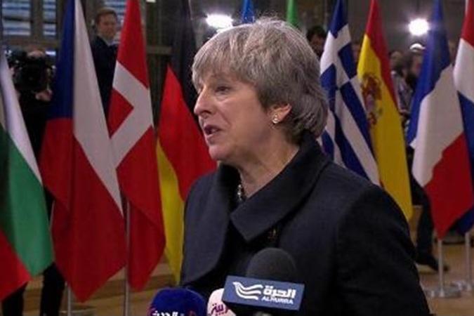 نخست وزیر انگلیس: عدم حمایت مجلس از برکسیت موجب بروز فاجعه است
