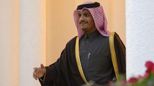 قطر آماده گفت وگوی بدون شرط برای حل بحران با کشورهای عربی