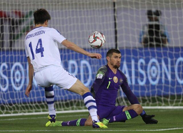 استرالیا صفر &ndash ازبکستان صفر؛ ادامه کوشش دو تیم در وقت های اضافه