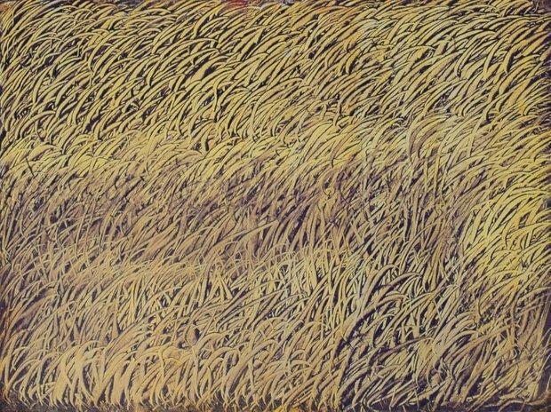 نمایشگاه نقاشی باغ خاموش در نگارخانه تار و پود