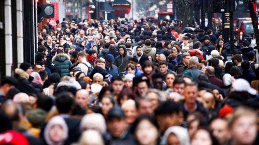 مهاجرت اروپایی ها به انگلیس به پایین ترین حددردهه گذشته رسید
