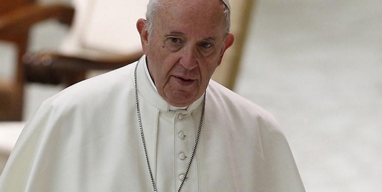 پاپ فرانسیس با خانواده های قربانیان سیل در ایران ابراز همدردی کرد