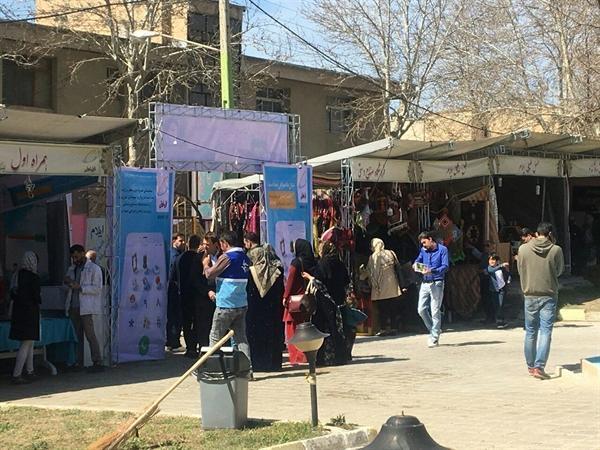 فروش پنج میلیارد و صد میلیون ریال صنایع دستی استان ایلام در ایام نوروز 98
