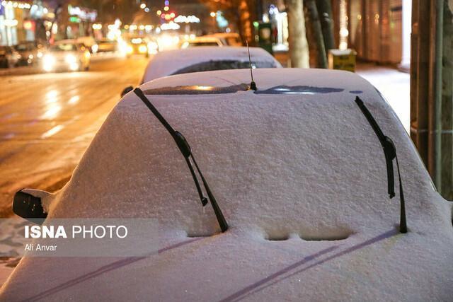 اطلاعیه هواشناسی درباره بارش برف در بعضی استان ها، طی روزهای آینده از سفر خودداری کنید
