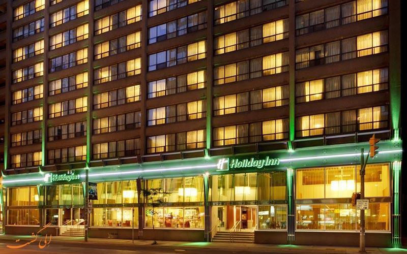 معرفی هتل 3 ستاره هالیدی این داون تاون سنتر در تورنتو کانادا