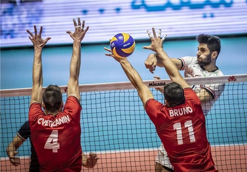 لیگ ملت های والیبال- اردبیل، کاپیتان پرتغال: در خصوص داوری نظری ندارم