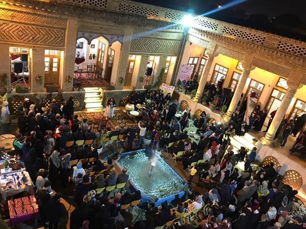 اختتامیه جشنواره نان در خانه محسنی بهبهان برگزار گردید