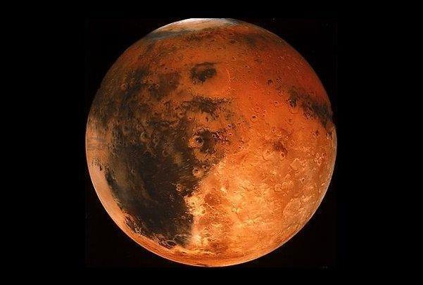 آینه های بزرگ آب وهوای مریخ را گرمتر می نمایند