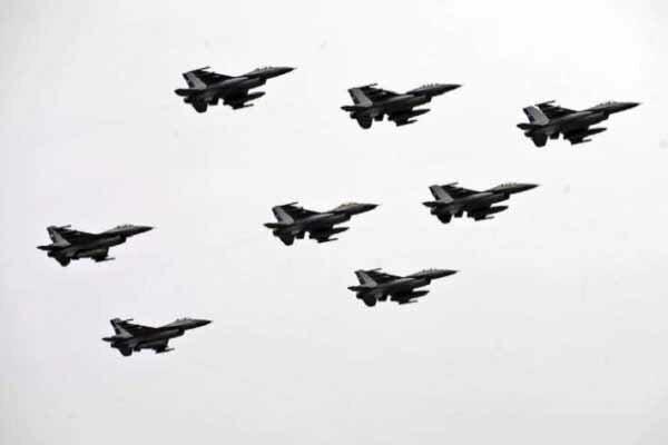 حملات هوایی گسترده ارتش ملی لیبی به جنوب طرابلس