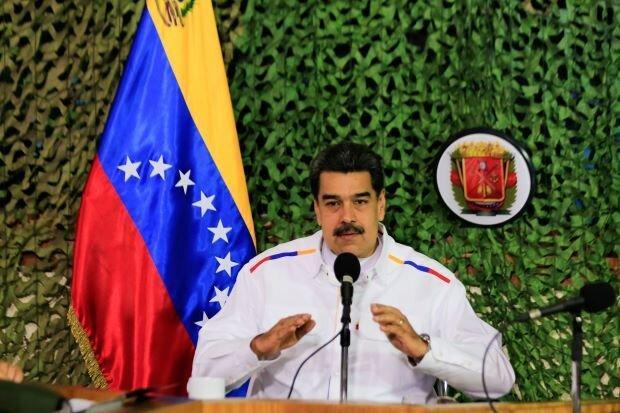 ونزوئلا آماده یاری به دولت کلمبیا