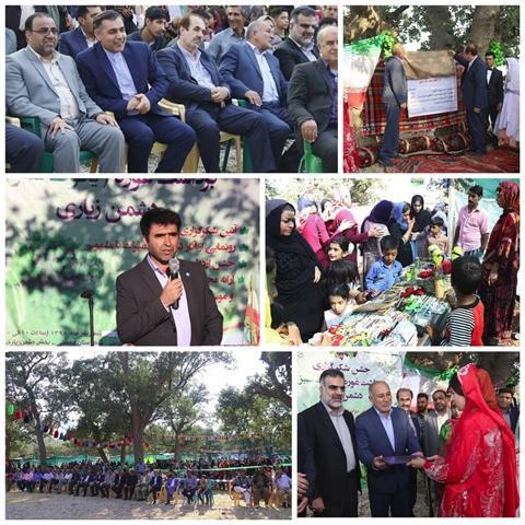 جشن شکرگزاری برداشت غوره در شهرستان ممسنی برگزار گردید