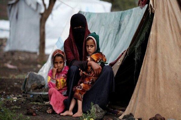 هر دو ساعت یک زن یمنی جان خود را از دست می دهد