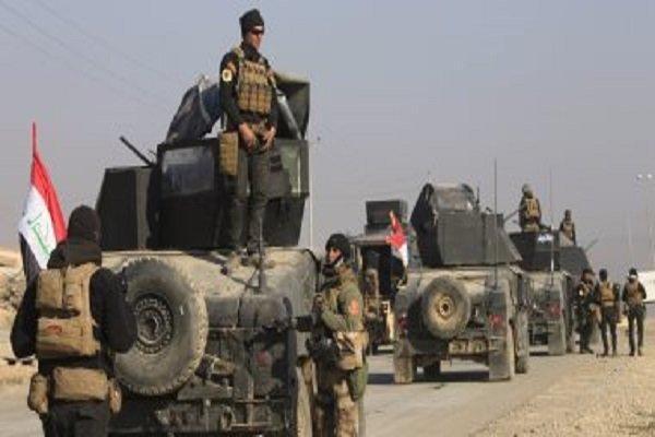عملیات ضد تروریستی ارتش عراق در کرکوک