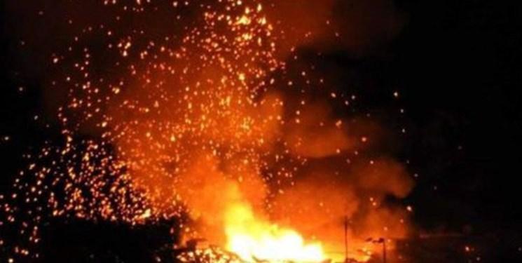 انفجار زاغه مهمات قبرس، چندین زخمی بر جا گذاشت