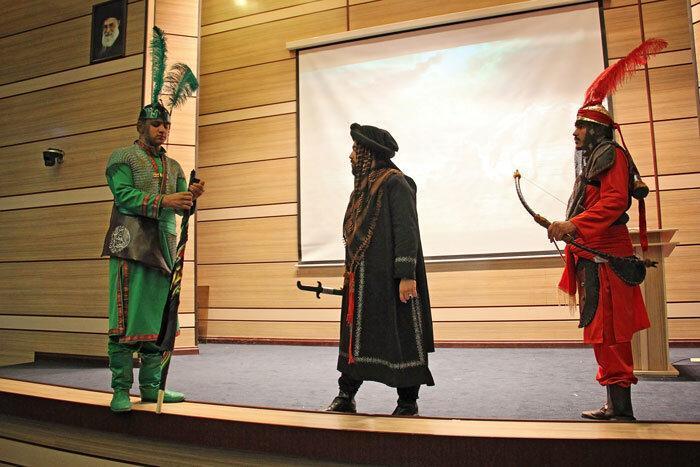 اجرای 3 نمایش محرمی در پردیس تئاتر