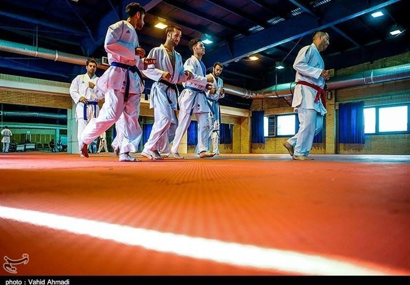 اردوی تیم ملی کاراته از یکشنبه شروع می گردد