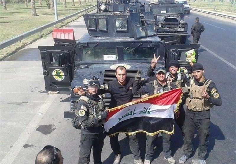 المیادین : یک تیم تروریستی در نجف اشرف به دام افتاد