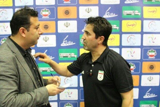 کسی از لیگ برتر فوتسال راضی نیست، آرژانتین به ایران می آید