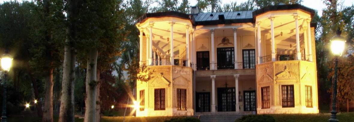 نمایشگاه معماری سنگ و شیشه در کاخ نیاوران برگزار می گردد
