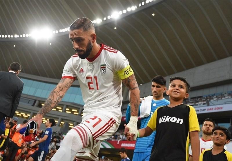 تغییر در ترکیب تیم ملی فوتبال، محبی جای دژاگه را گرفت