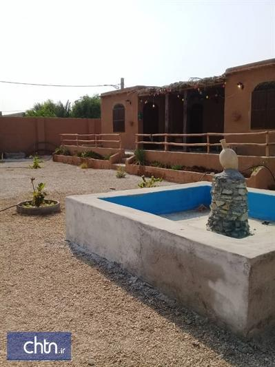 افتتاح یک اقامتگاه بوم گردی در روستای قراول خانه بوشهر