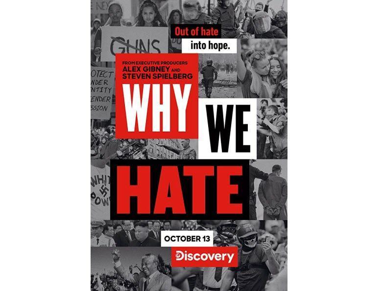 مستندی تازه و ارزشمند: چرا از هم متنفریم؟ Why We Hate