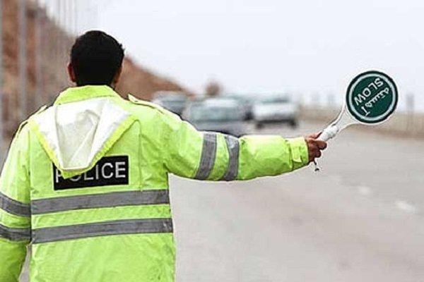 ممنوعیت تردد وسایل نقلیه در محور قدیم مشهد به ملک آباد