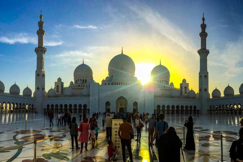 10 جاذبه ارزشمند دنیای اسلام