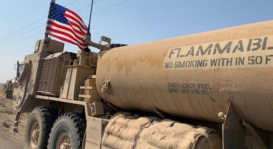 روسیه: آمریکا ماهانه 30 میلیون دلار از نفت سوریه قاچاق می کند