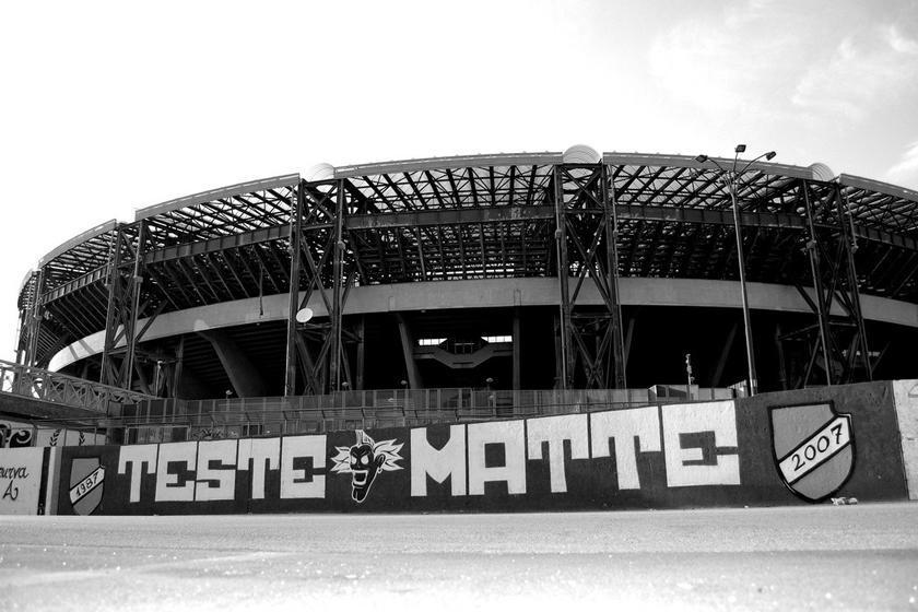 استادیوم سن پائولو؛ استادیوم الاغ های کوچک ایتالیایی