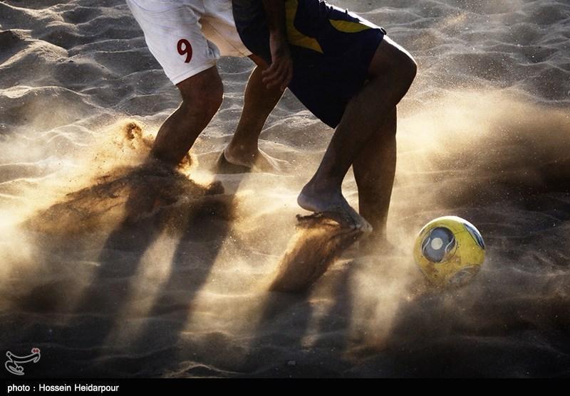 حضور ملی پوشان فوتبال ساحلی در ایتالیا، دو بازی محبت آمیز با لاجوردی پوشان در دستور کار