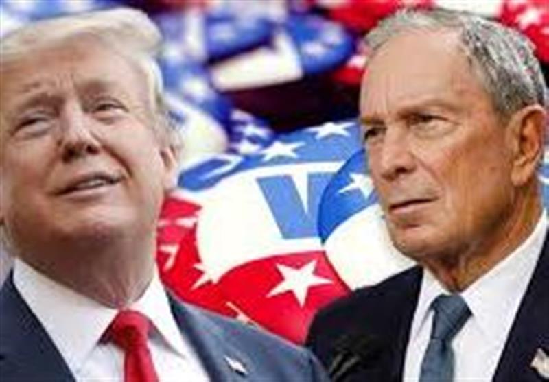 گزارش، تبعات ورود بلومبرگ به کارزار انتخاباتی آمریکا؛ وقتی میلیاردرها به میدان می آیند
