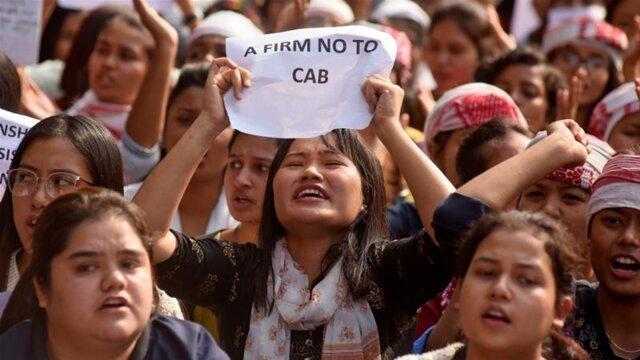 مجلس هند لایحه جنجالی اعطای حق شهروندی را تصویب کرد