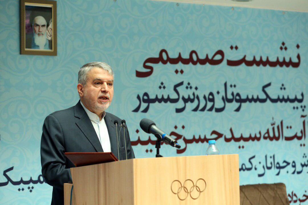 صالحی امیری: مسابقات جام جهانی کشتی لغو نشده است