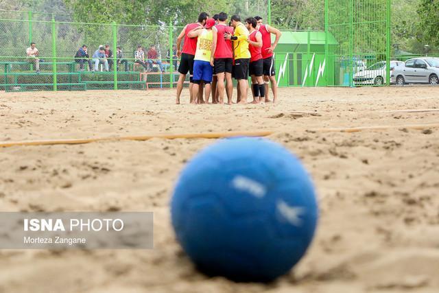 صعود تیم ملی هندبال ساحلی ایران به دور دوم مسابقات قهرمانی دنیا