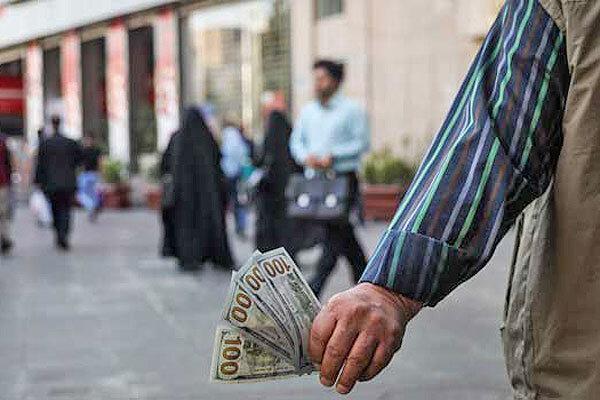 اینفوگرافیک ، نرخ جمعیت بیکار دارای درآمد در ایران