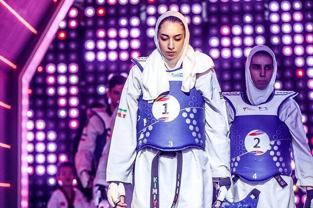 غیبت بانوی المپیکی تکواندو در رقابت های انتخابی