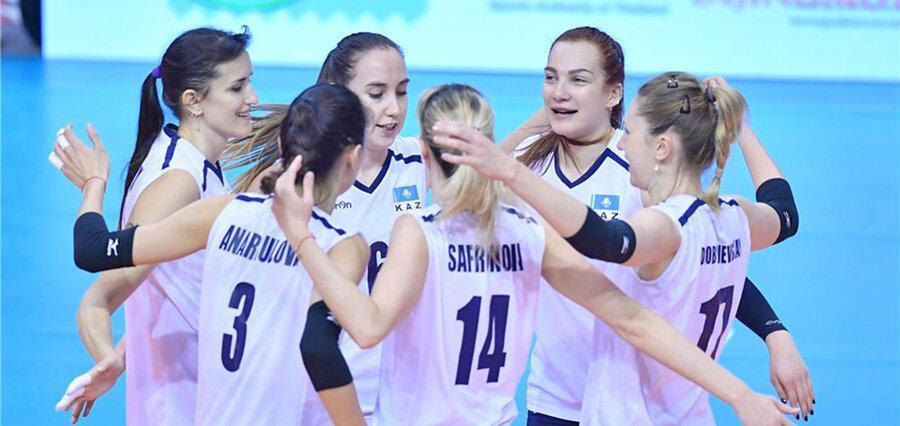 انتخابی والیبال المپیک؛ شکست تیم ملی بانوان ایران در اولین ملاقات